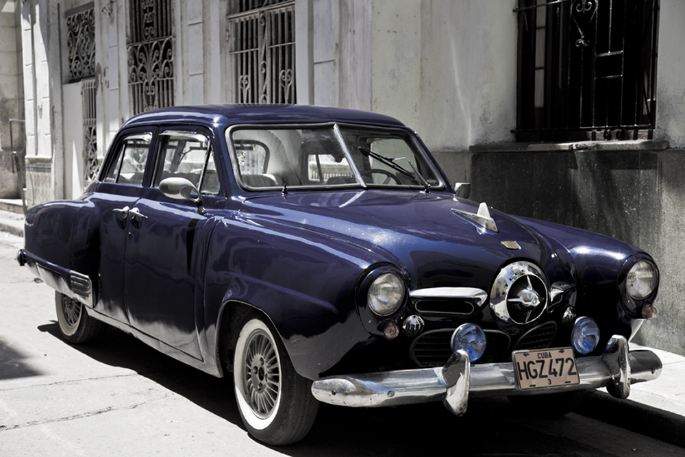 Jon Gray Photographer Car Cuba